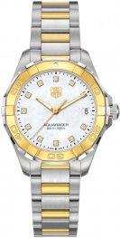 Tag Heuer Aquaracer Diamond Las senoras de oro WAY1351.BD0917 reloj replicas