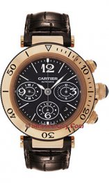 Cartier Pasha Seatimer Cronvgrafo 42.5 mm W3030018
