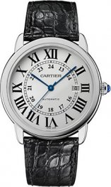 Cartier Ronde Solo W6701010 Extra Large