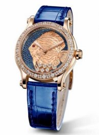 Chopard Happy Sport Happy Fish Limited Edicion Reloj 274891-5019