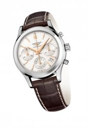 Longines Column-Wheel Chronograph L2.750.4.76.2