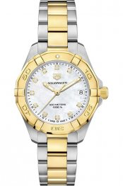 Tag Heuer Aquaracer Diamante Reloj de senoras WBD1322.BB0320