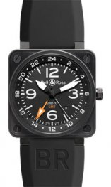 BR 01-93 GMT Bell & Ross BR 01-93 GMT