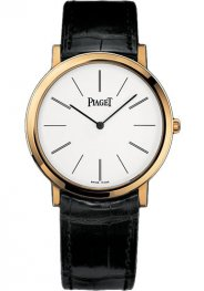 Piaget Altiplano Mechanical White Dial Hombre G0A29120