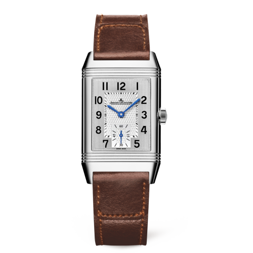 Jaeger-LeCoultre 2438522 Reverso Classic Medium Small Seconds Acero inoxidable/plata/Fagliano 2438522
