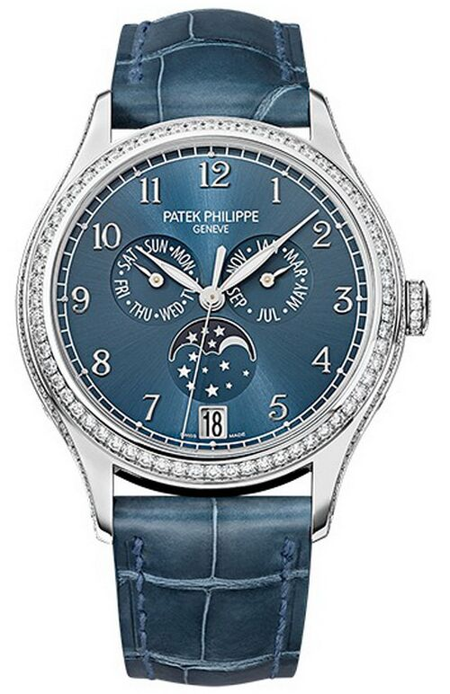 Patek Philippe Complications 4947G-001 reloj replicas